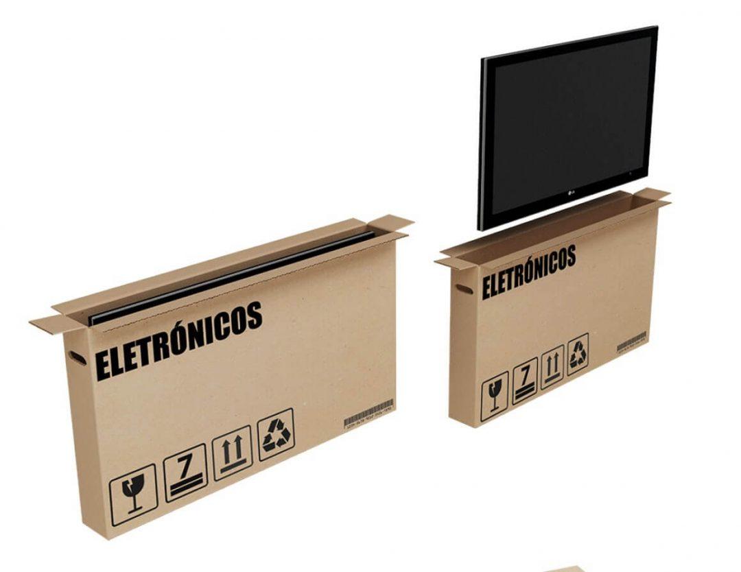 Maleta para Eletrônicos